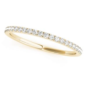 engagement ring yellow gold