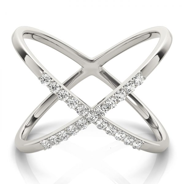 lab created diamond fashion ring
